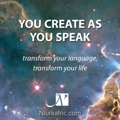 Your Words Have That Much Power!