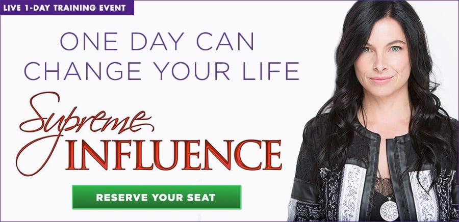 Supreme Influence Event