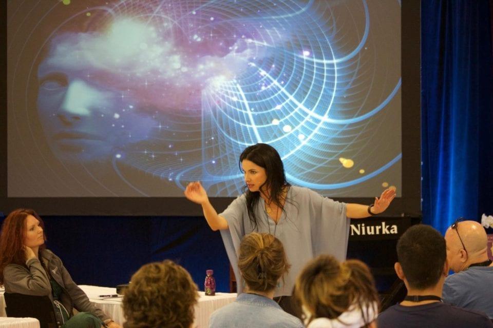 Transformational Leader NIURKA at NeoGenesis 7 - Sedona Mago Retreat