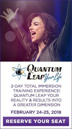 Quantum Leap Your Life!