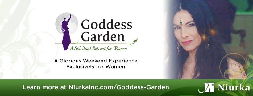 Niurka's Goddess Garden Women's Retreat