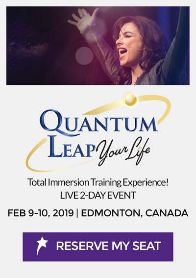 Quantum Leap Your Life