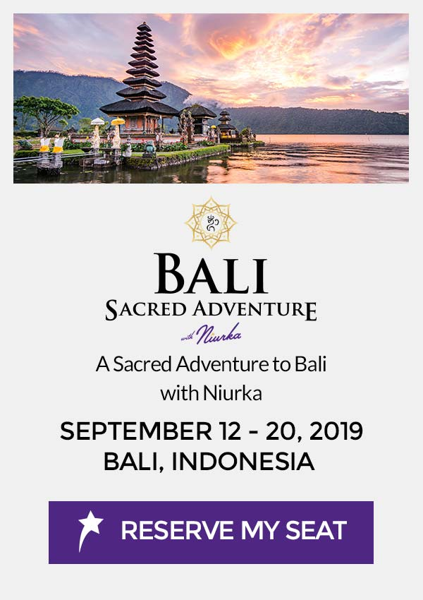 Sacred Adventure to Bali