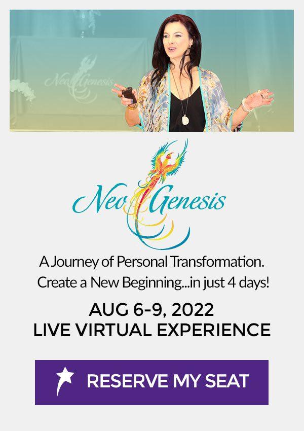 NEO Virtual Experience with Niurka